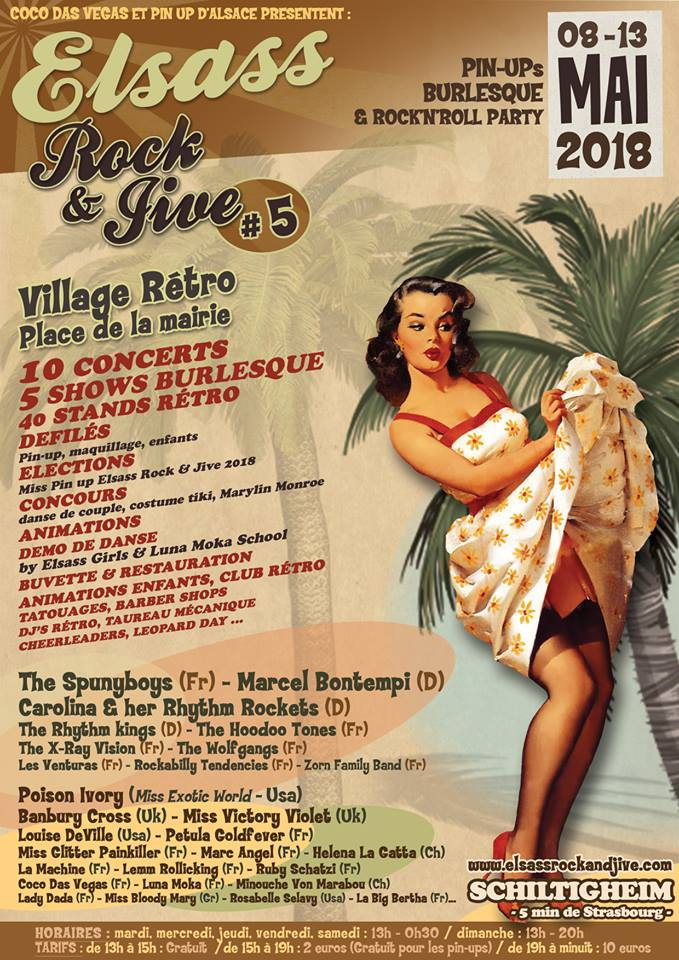 Elsass Rock'n Jive 2018