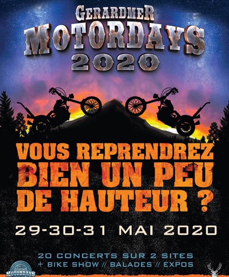 Gérardmer Motordays 2020